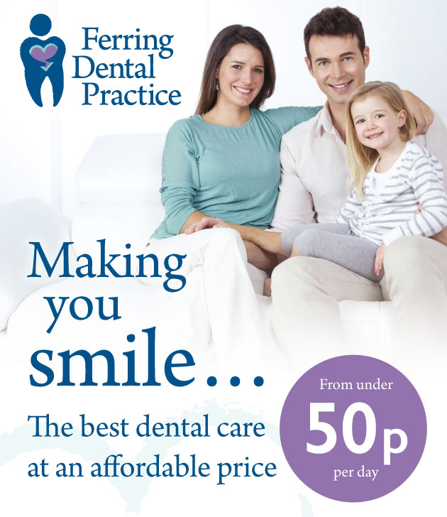 Best Affordable Dental Care from just 50p per day